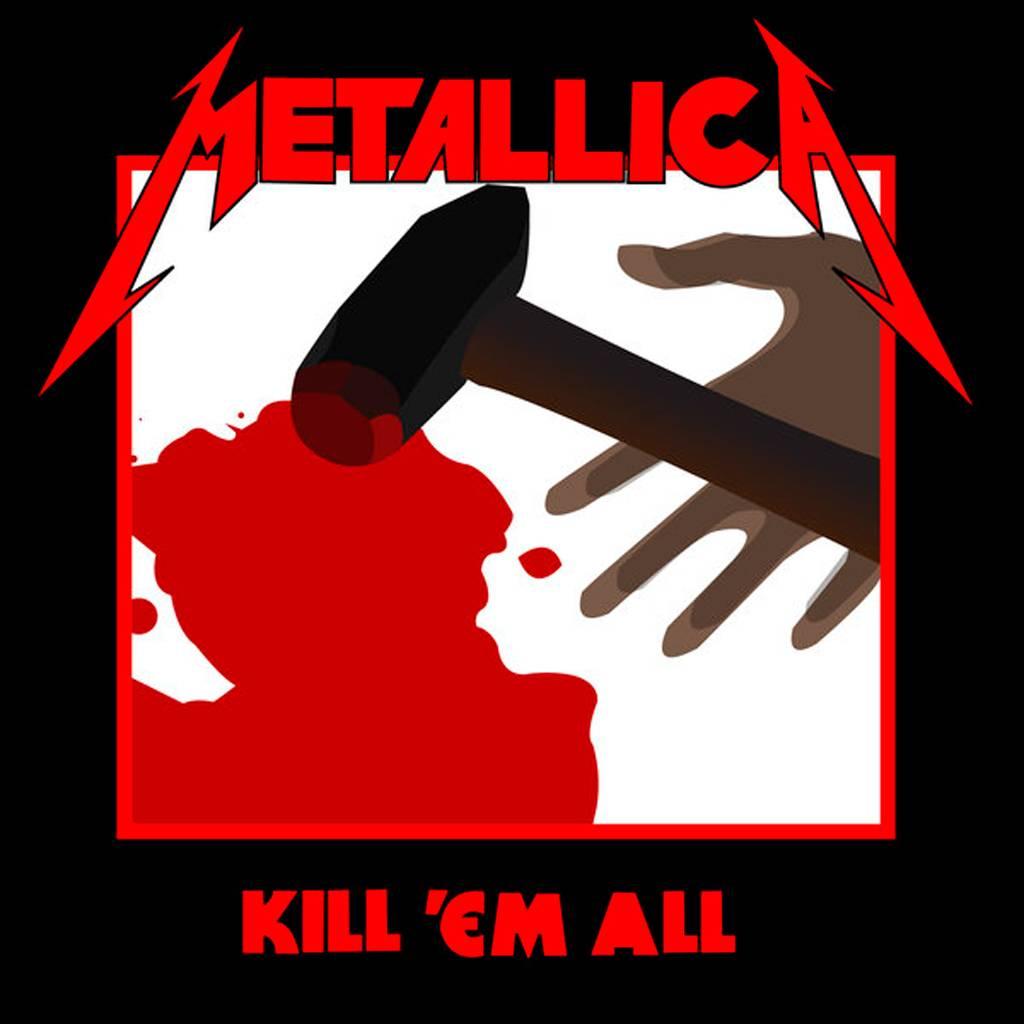 обложка альбома Kill Em All