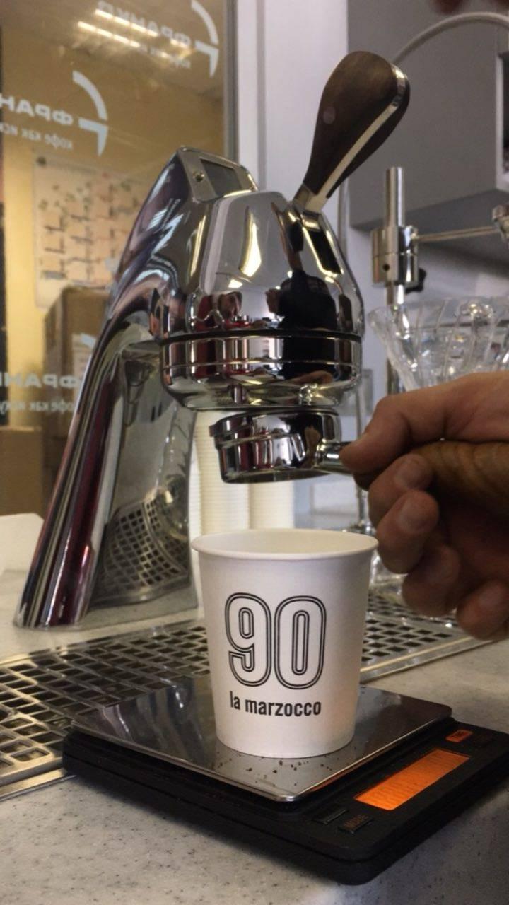 Про систему приготовления кофе Модбар