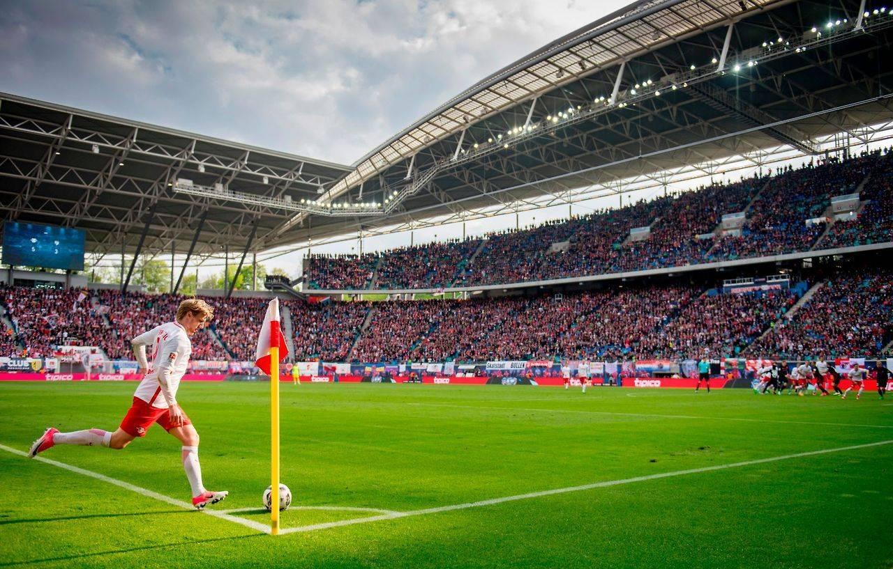 Стадион РБ Лейпциг - Stone Forest