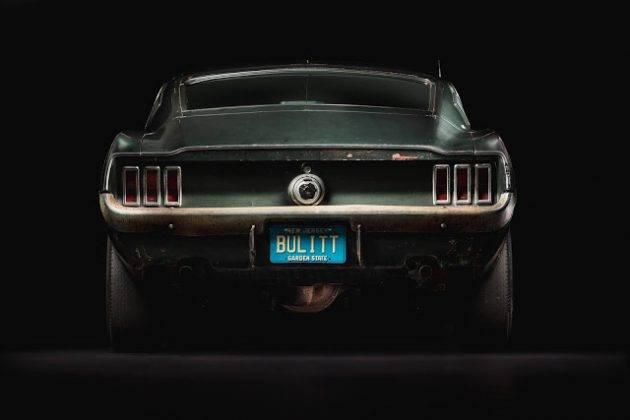 Автомобиль 1968 Ford Mustang GT - Каменный лес Stone Forest