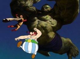 Школы комиксов - Stone Forest