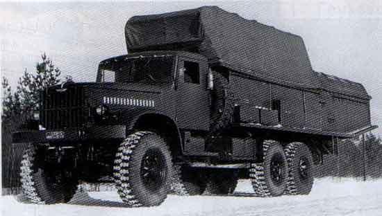 Авто ЯАЗ-214 - Stone Forest