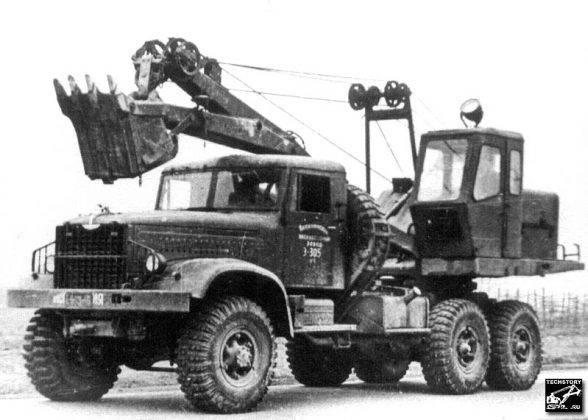 Машина ЯАЗ-214 - Stone Forest