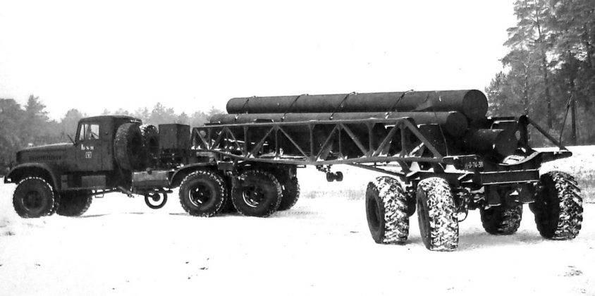 Грузовая машина ЯАЗ-214 - Stone Forest