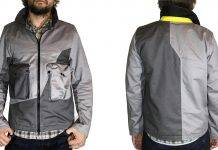 Fuhrstaat AK47 Bomber Jacket - Stone Forest