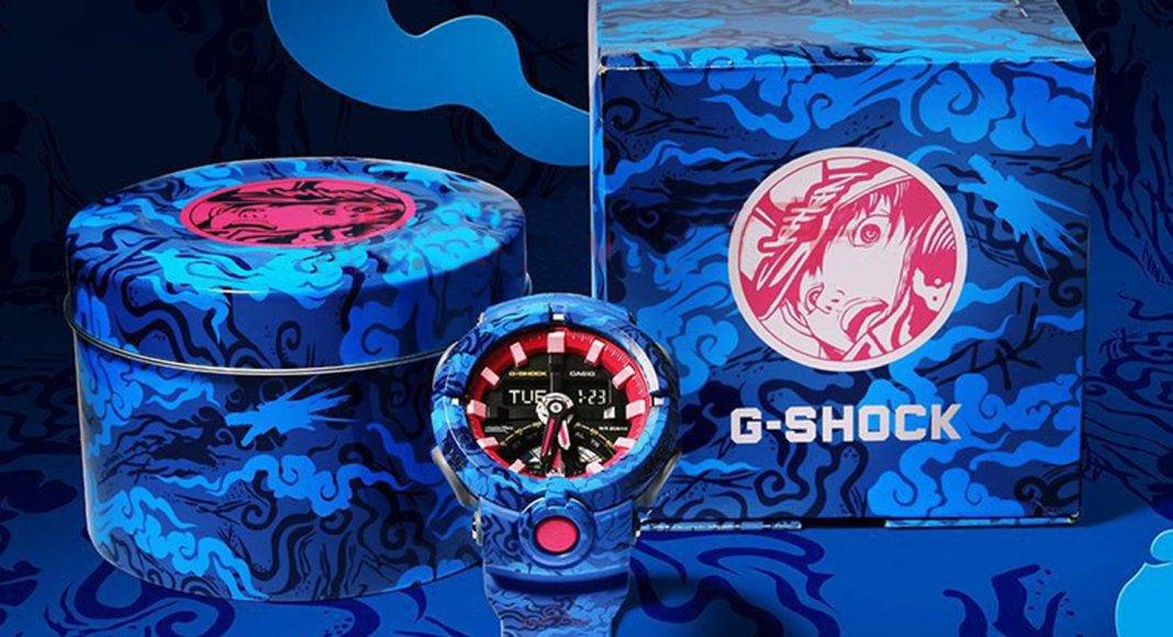 G-SHOCK x Jahan Loh - Stone Forest