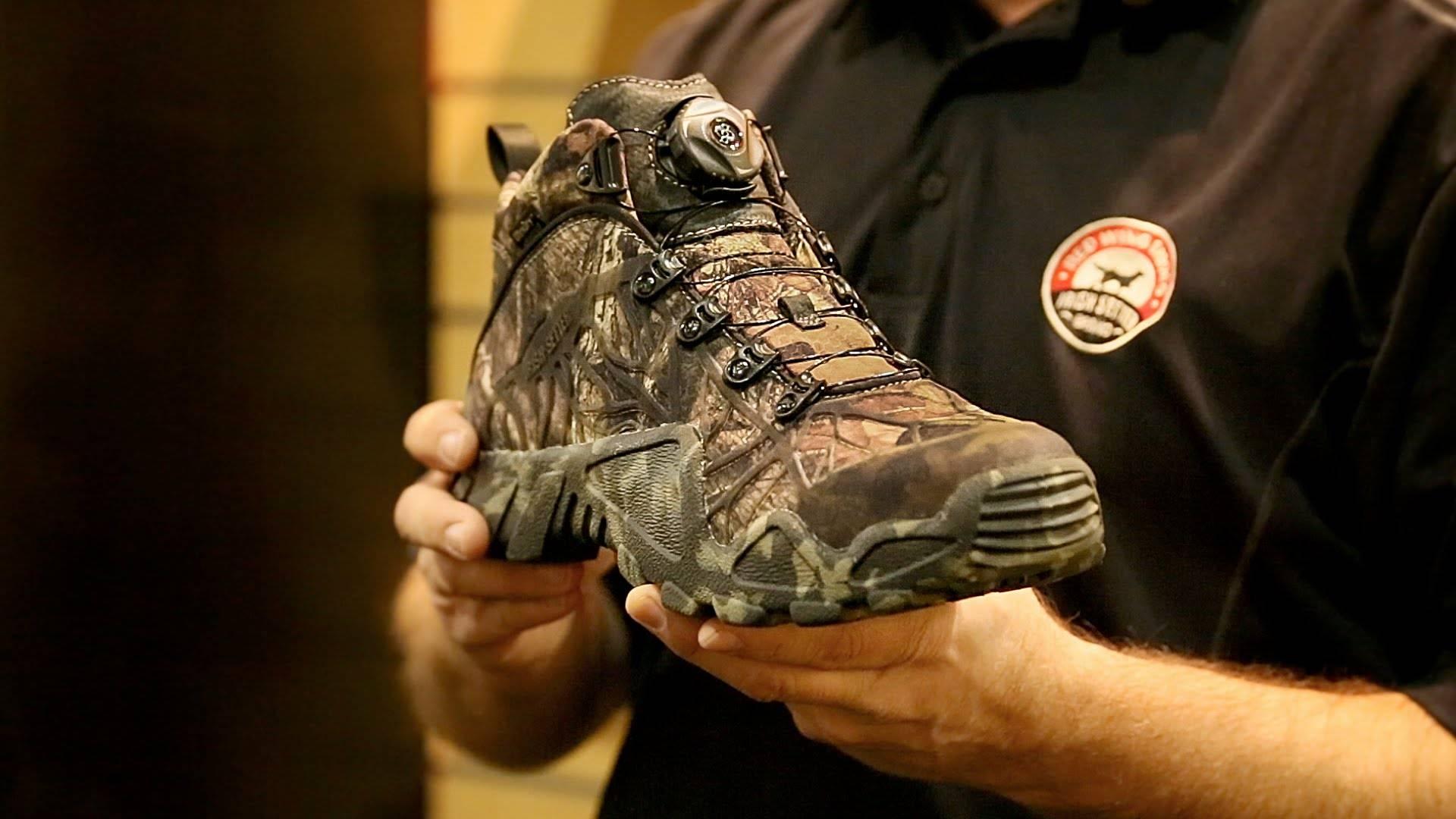 Irish Setter Boots - Stone Forest
