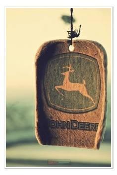 Лого John Deere - Stone Forest