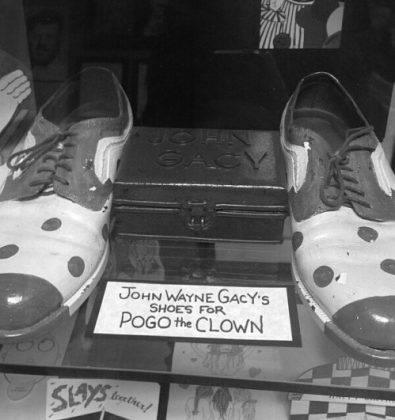 Ботинки Джона Уэйна Гейси - Stone Forest