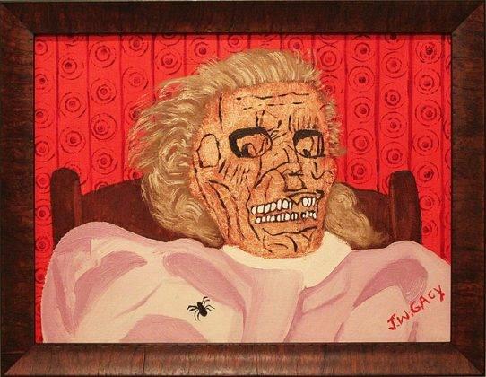 Тюремный художник Джон Уэйн Гейси - Stone Forest