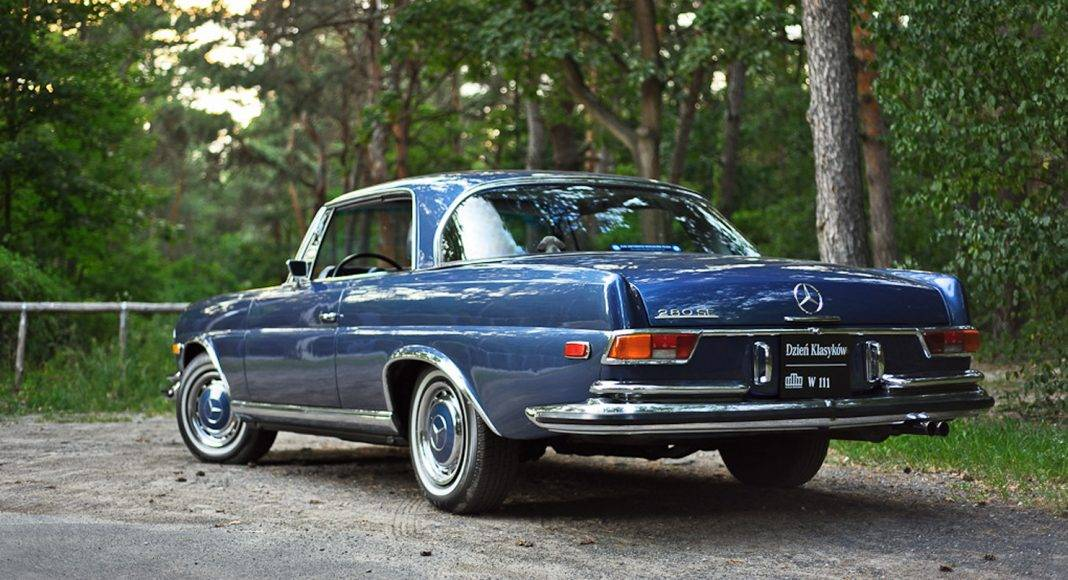 Mercedes-Benz 280 - Stone Forest