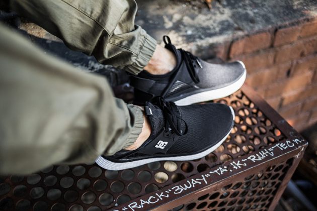 Релиз PRIME MERIDIAN DC Shoes - Stone Forest