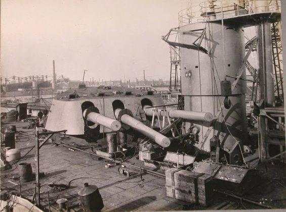 Корабль Гангут - Stone Forest