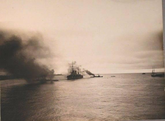 Боевой корабль Гангут - Stone Forest