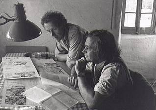 Создатели комикса Валериан и Лорелин - Stone Forest