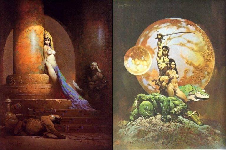 Star Wars и Валериан и Лорелин - Stone Forest