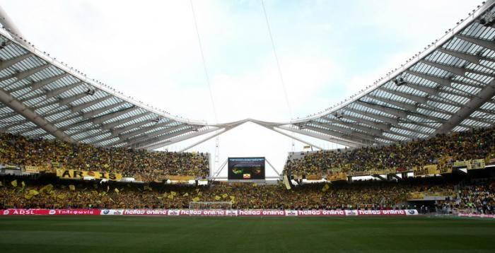 Стадион АЕК Афины - Stone Forest