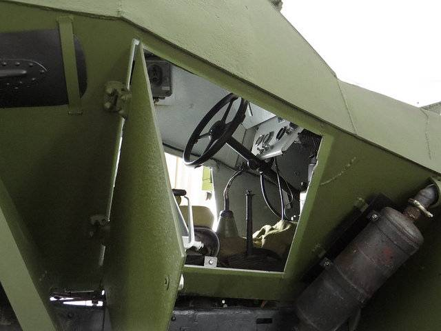 Бронемашина БА-64 - Stone Forest
