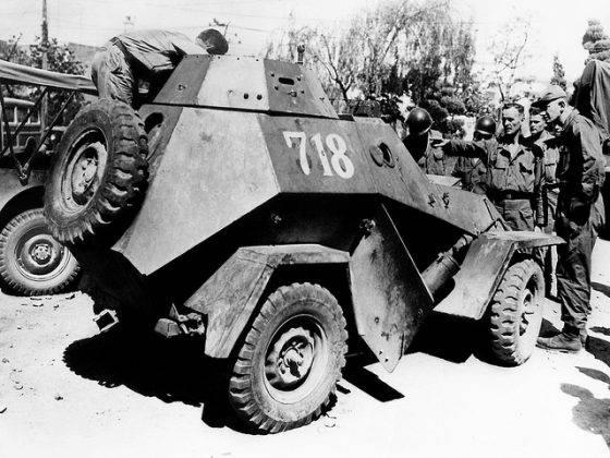 Бронеавтомобиль БА-64 - Stone Forest