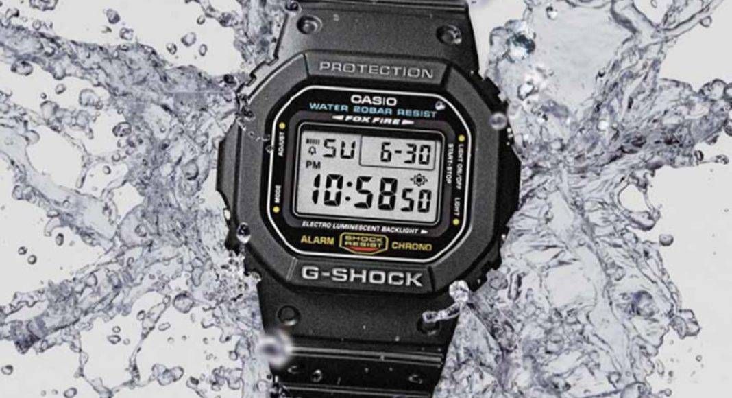Casio GMW-B5000 - Stone Forest