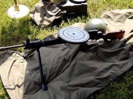 Пулемет Дегтярева - Stone Forest