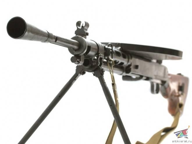 Ручной Пулемет Дегтярева - Stone Forest