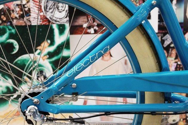 Презентация новых велосипедов Electra - Stone Forest