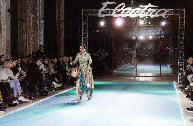 Показ новых велосипедов Electra в Москве - Stone Forest
