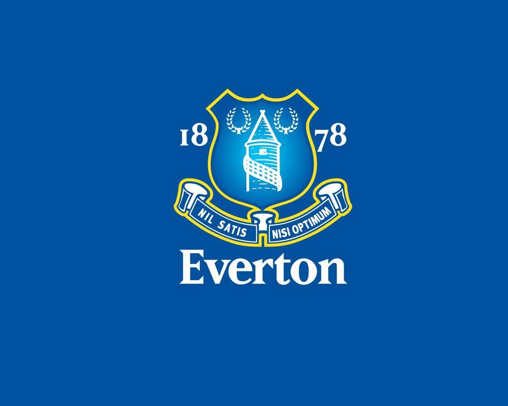 Лого ФК Эвертон Ливерпуль - Stone Forest