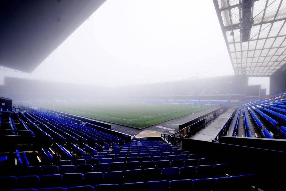Стадион ФК Эвертон Ливерпуль - Stone Forest