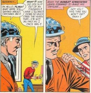 Мыслитель DC Comics - Stone Forest