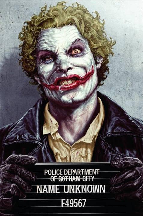 Плакат Джокера - Stone Forest