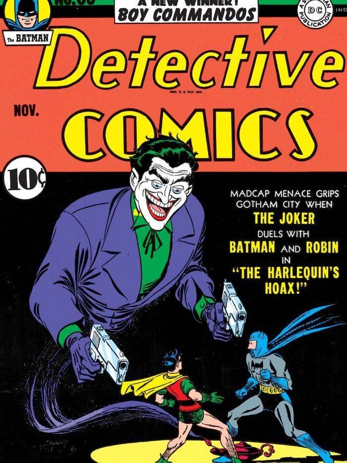 Detective Comics Джокера - Stone Forest