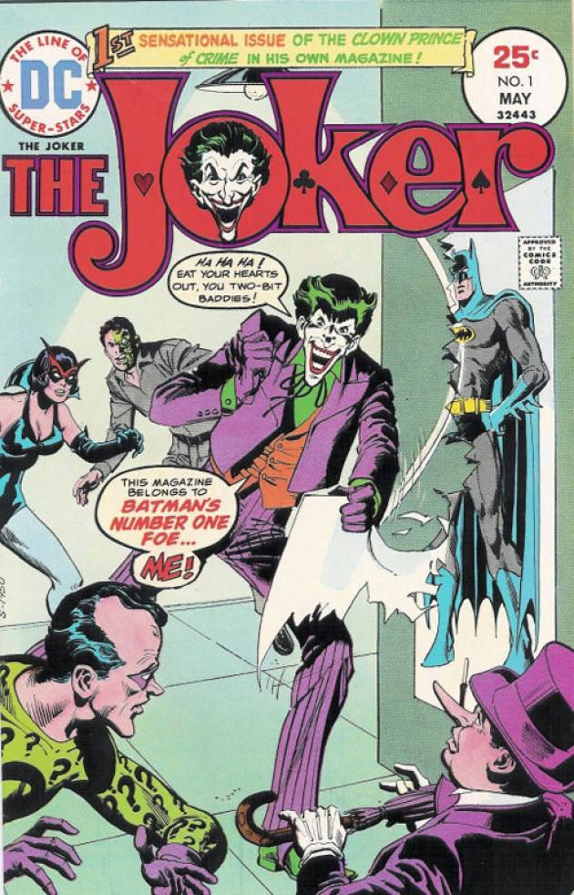 The Joker Джокера - Stone Forest