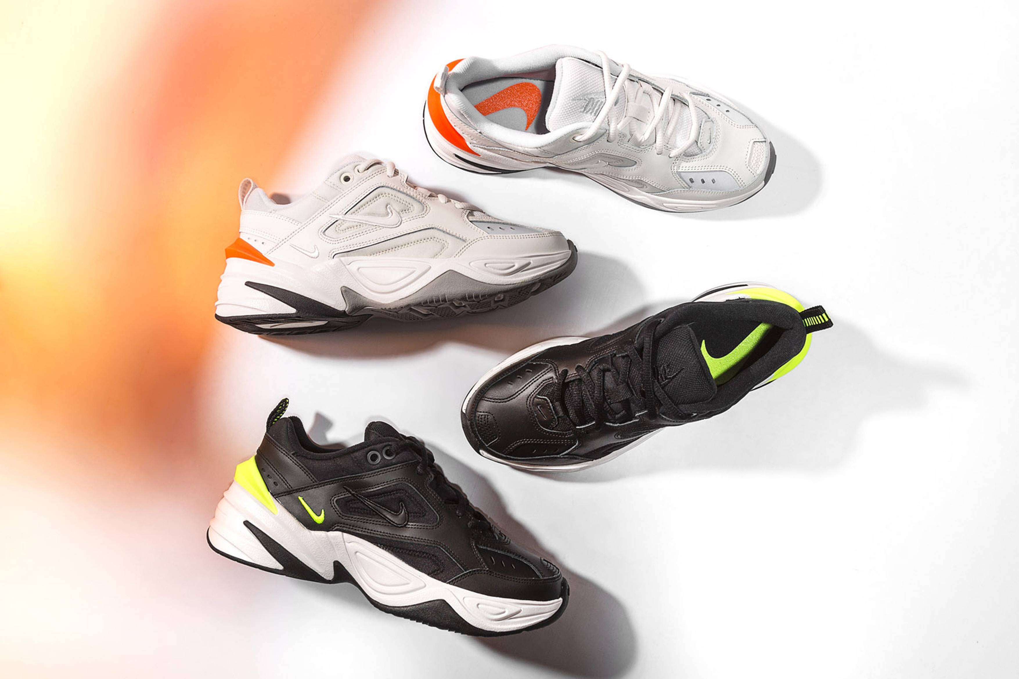Кроссовки Nike M2K Tekno — потенциальный хит года