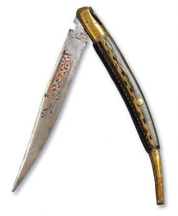 Старый Нож наваха - Stone Forest