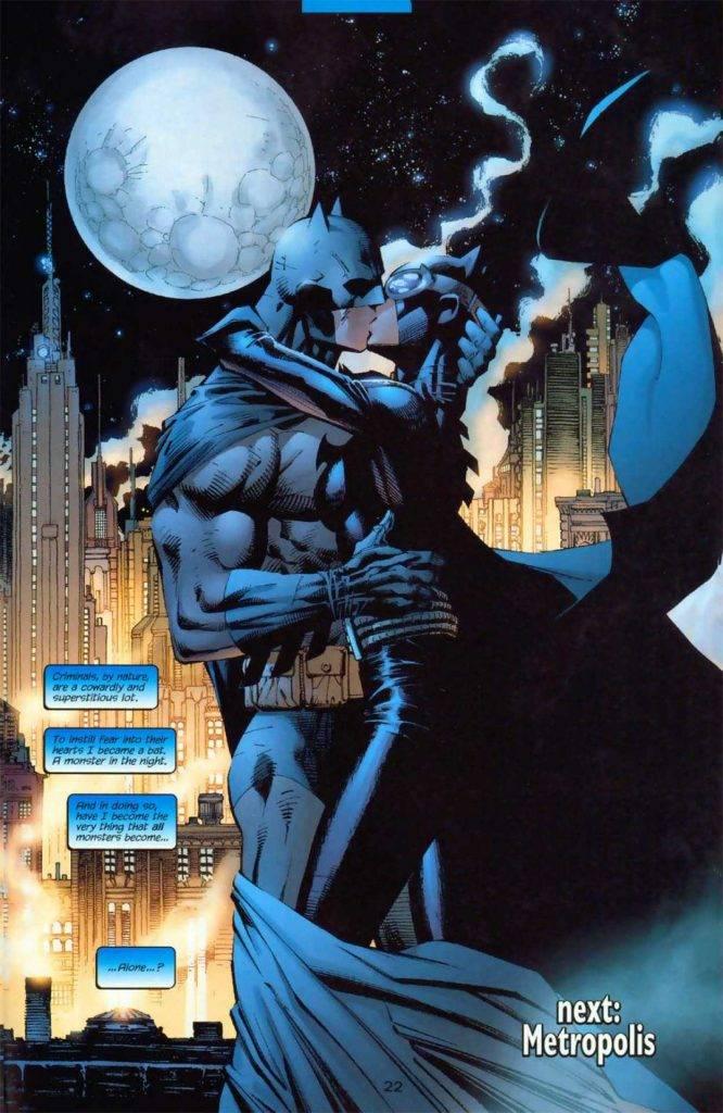 Бэтмен и Женщина-кошка - Stone Forest