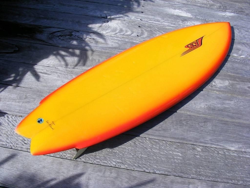 Виды досок для серфинга - Stone Forest