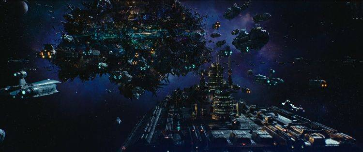Фильм Валериан и город тысячи планет 2017 - Stone Forest