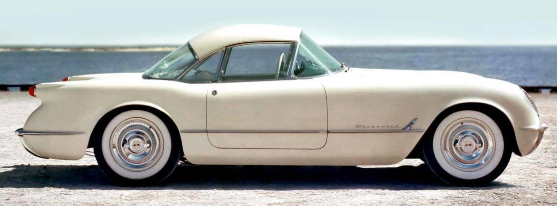 Автомобиль Chevrolet Corvair - Stone Forest
