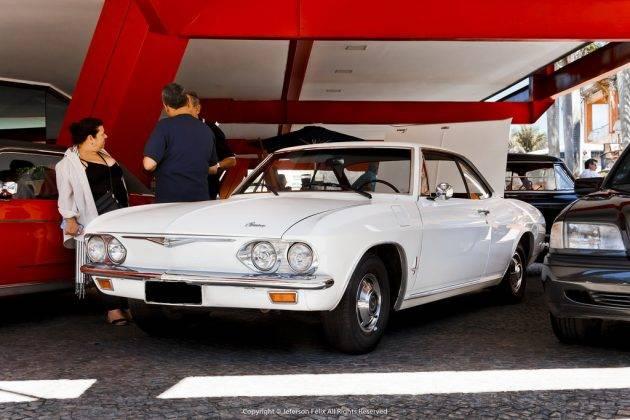 Шевроле Корвейер Chevrolet Corvair - Stone Forest