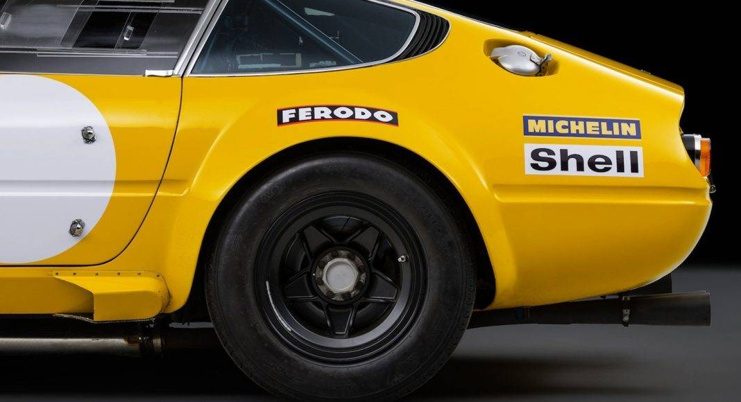 Ferrari 365 - Stone Forest