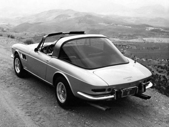 Модель Ferrari 365 - Stone Forest
