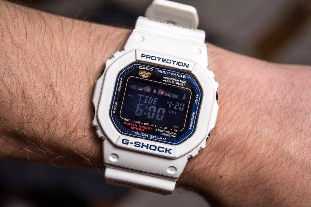 Часы Casio G-Shock Кикуо Ибе - Stone Forest