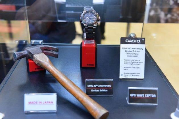 Часы G-Shock Кикуо Ибе - Stone Forest