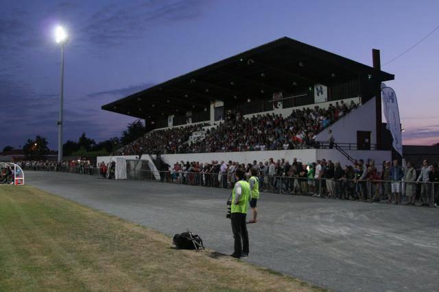 Стадион ФК Лез Эрбье - Stone Forest