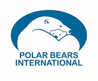 Логотип Polar Bears International - Stone Forest