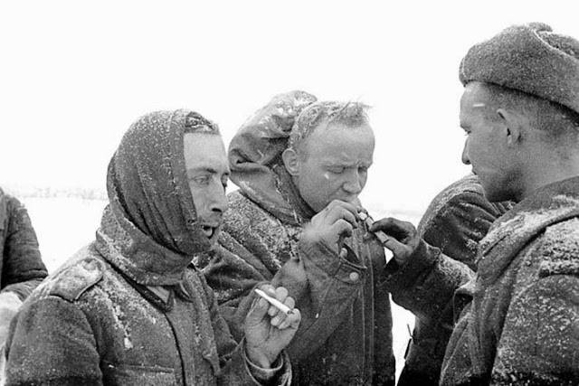 Фотографии русских солдат времен ВОВ - Stone Forest