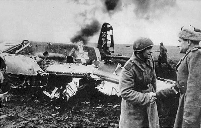Фотографии русских солдат времен Второй мировой войны - Stone Forest