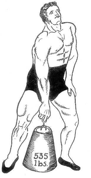 Как поднимать тяжелые веса одним пальцем - Stone Forest